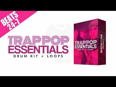Trap Pop Essentials (Drum Kit + Loops Pack)