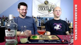 The Bacardi Cocktail, How-To Sour Drink