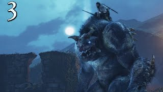 Shadow of Mordor: Lord of the Hunt DLC - Walkthrough Part 3 - Unwarrented Aggression