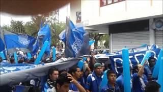 BDP LOJA - Que vamo a salir campeones [Olé Ola] (Caminata azul 29 Mar 2013)