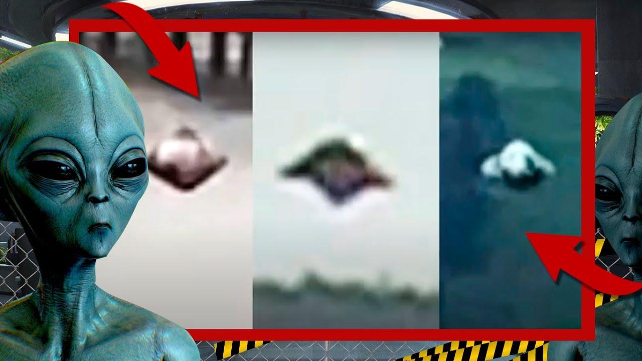 UFOS 2020: Objetos Semelhantes Filmados na Colômbia