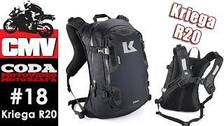 Moto Szafa #18: Kriega R20 - plecak motocyklowy - CODA MV