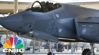 Boeing And Lockheed Martin Front-Runners For A $16 Billion Jet Deal: Bottom Line | CNBC