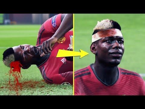 DETALHES DO FIFA 19 QUE VOCÊ NÃO VIU