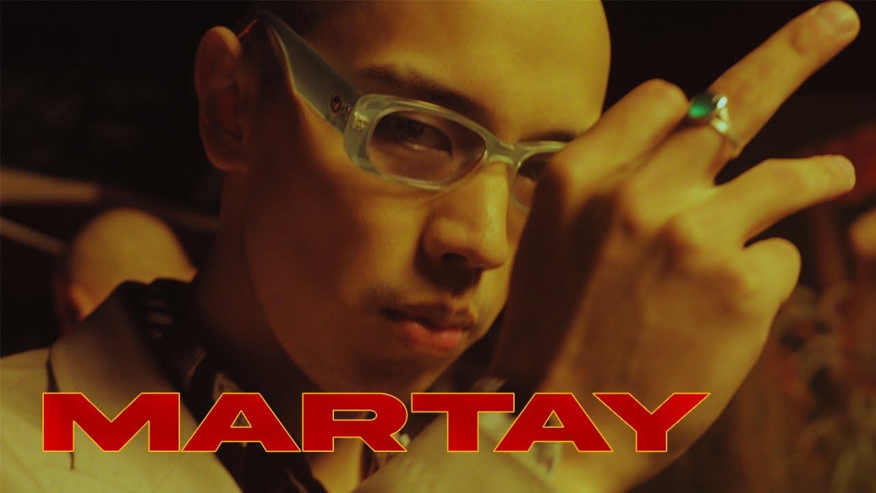 AM-C - MARTAY [Official MV] (Prod by. TMk)