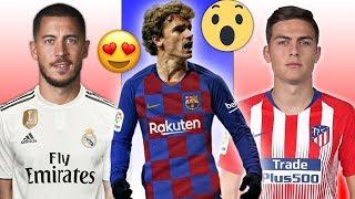 أقوى 10 صفقات ستحدث هذا الصيف | بيل إلى توتنهام وبوغبا إلى ريال مدريد..