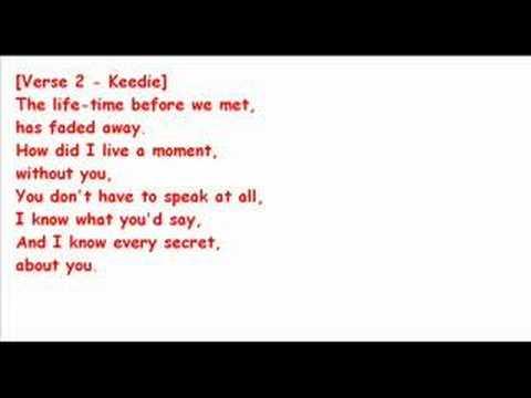 I Believe my heart - karaoke