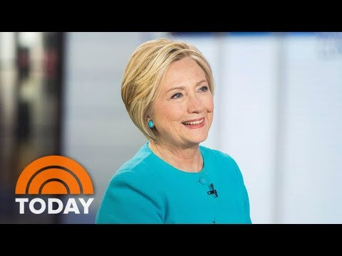 Hillary Clinton: 'I Was Dumbfounded' By James Comey Letter On Oct. 28 | TODAY