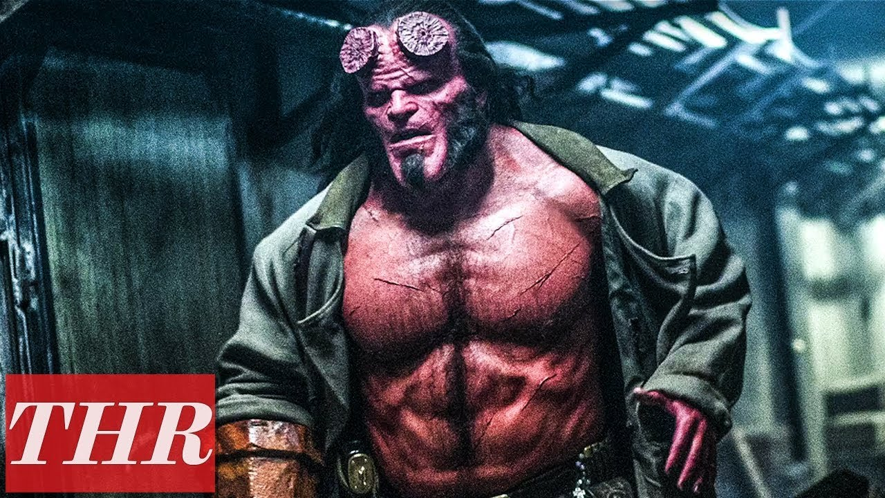 'Hellboy,' 'Suicide Squad' & Anti-Hero Fatigue | Heat Vision