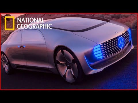 National Geographic Documentary Future Technology of Robots and self driving cars