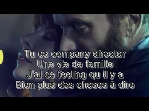 Mylene farmer & Sting-Stolen car (paroles)