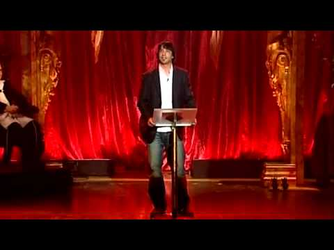 Arj Barker - Great Debate - Does God Have a Sense of Humour