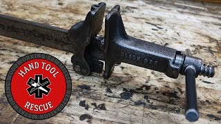 1920s Black Bros. Manufacturing Co. Clamp [Rescue]