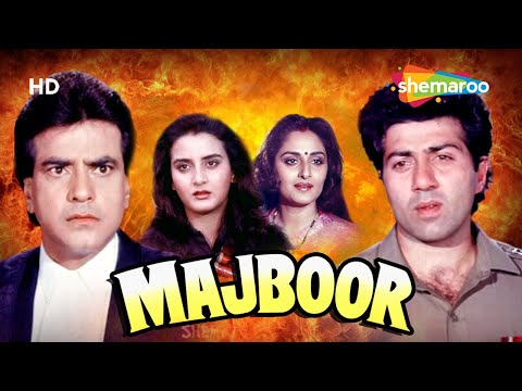 Majboor (1990) - Hindi Full Movie -...