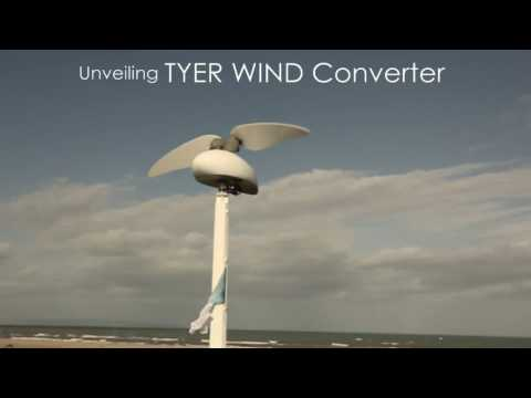 TYER WIND CONVERTER