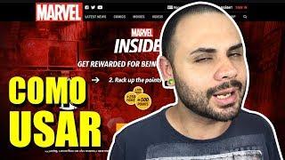 Baixar Tirando dúvidas sobre Marvel INSIDER
