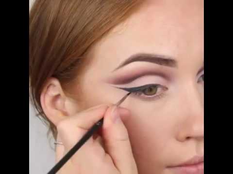 The style guide #Makeup #Hairstyle #Lipstyle  #Nailstyle #Mini-tutorial vedio #fashion world # Miss