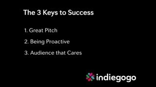 Keys to Crowdfunding Success: by Indiegogo Founder Danae Ringelmann