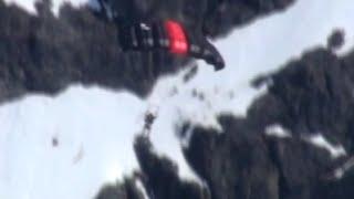 【スゴ技】日本人唯一のスキーベースジャンパー 佐々木大輔