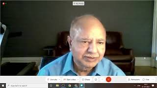 """Online Webinar Conference """"AI FOR INDIA - A VISION FOR A DEVELOPED NATION"""""""