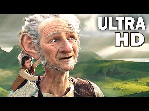 [Ultra HD] LE BGG - Le Bon Gros Géant / streaming VF + VOST (Steven Spielberg - 2016)