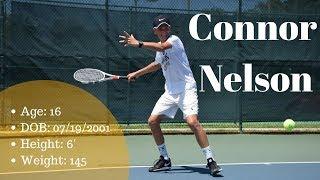 Connor Nelson College Recruitment Video