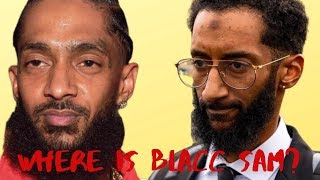 Why People Are SCARED To Talk About The FACT Blacc Sam Was A NO SHOW At BET Awards Tribute For NIP!!