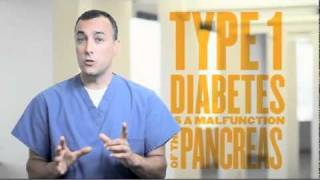 Type 1 vs. Type 2 Diabetes(What's the difference between Type 1 and Type 2 diabetes? For starters, the two types have distinct onset patterns and very different approaches to treatment., 2010-09-30T16:05:41.000Z)