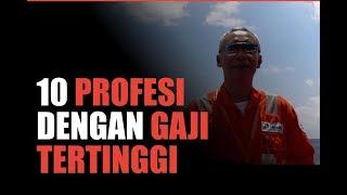 BIKIN NGILER! Inilah 10 Profesi dengan Gaji Tertinggi di Indonesia, Ada yang 100 juta Sebulan