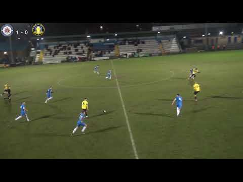 Stalybridge Gainsborough Goals And Highlights