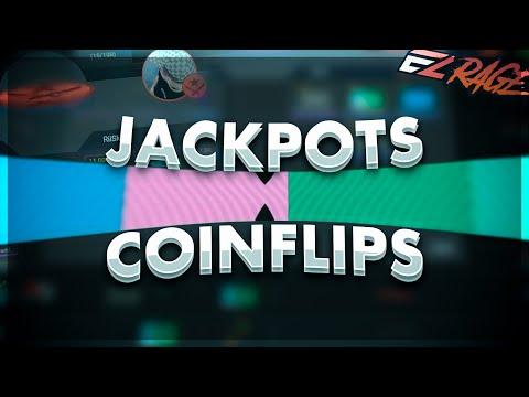 EzRage Jackpots/Coinflips |