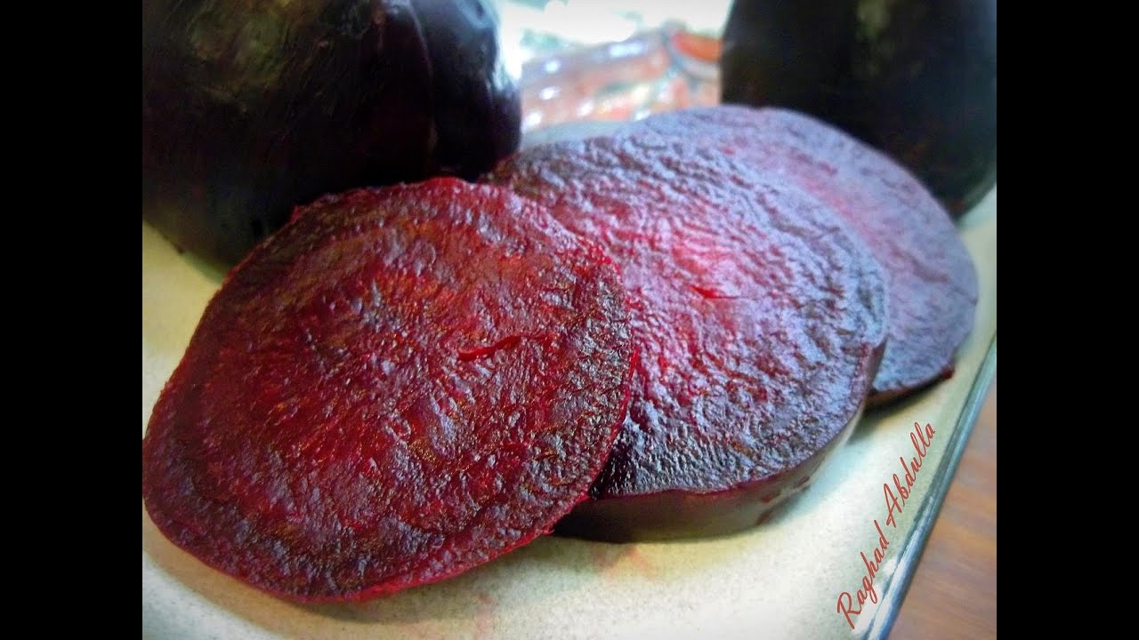 how to cook beets boil