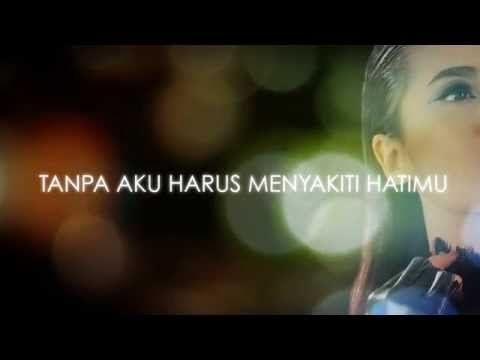 Indah Dewi Pertiwi - Meninggalkanmu | Official Lyric Video