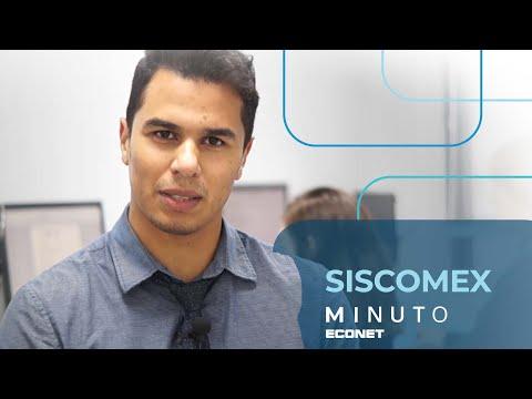 Minuto Econet #124 – Comex – Siscoserv