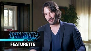 John Wick: Chapter 2 (2017 Movie) Official Featurette – 'Training'