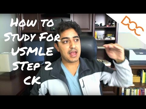 How to Study for USMLE Step 2 CK