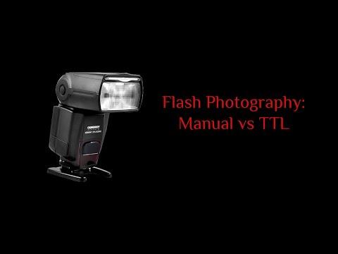 Flash Photography: Manual vs TTL