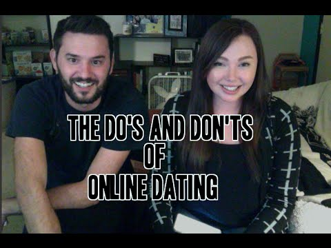 [[Guestober]] Do's And Don'ts Of Online Dating