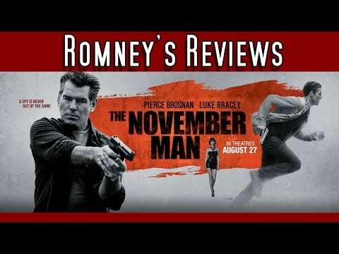 Romney's Reviews - The November Man