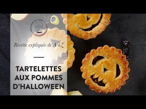 les-recettes-faciles-et-rapides-pour-halloween-:-les-tartelettes-au-pommes-!