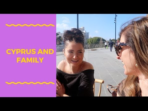 CYPRUS AND FAMILY