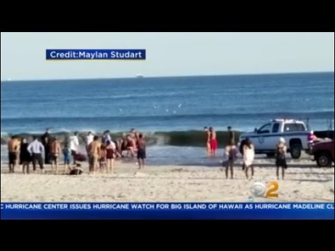 Long Beach Drowning