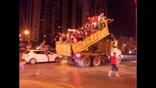 وفيات بين الجمهور الجزائري خلال الإحتفالات  (خطير +18)