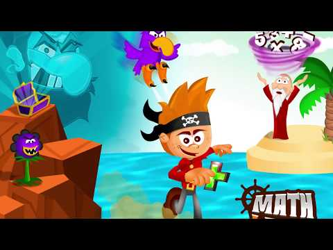 MathLand Preview: Math Learning Video Game for kids
