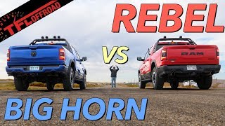 Let's See What Happens When You Drag Race Two Modified Off-Road Trucks!