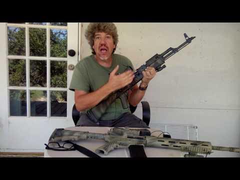 AR 15 or AK 47? Learn BOTH!!
