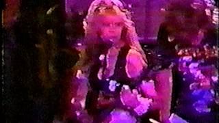 The Great Kat PART 1 Washington DC 6 14 1991 Thrash Metal Hot Sexy Female Guitar