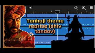 Tanhaji Theme Reprise (Shiv Tandav) Remixed by ASIT |Use Headphone for better quality | Walkband