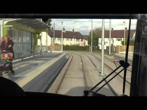 METROLINK AIRPORT LINE 1ST DAY OF PASSENGER SERVICES