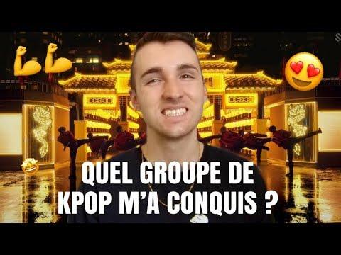 TOP KPOP - QUEL EST LE GROUPE QUI M'A CONQUIS ?